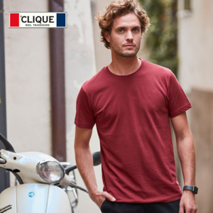 Basic T-shirt Uomo