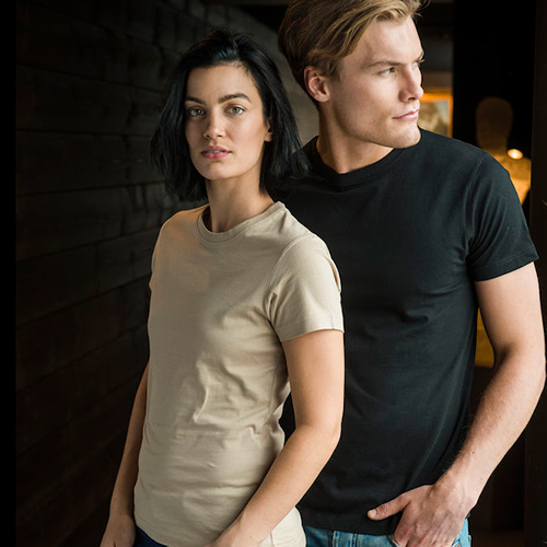 New Classic-T-shirt Manica Corta Uomo
