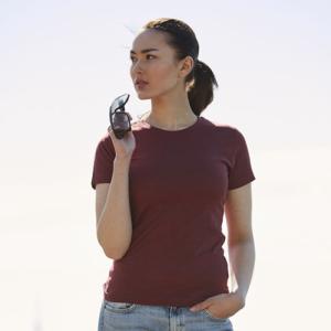 New Classic-T Ladies Tshirt Girocollo Donna