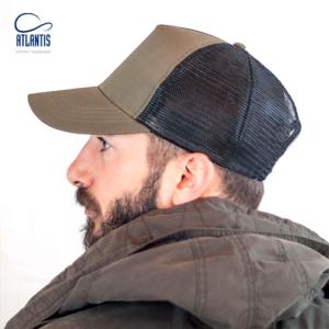 ATRAPC Rapper Cotton Cappello Trucker 5 Pannelli Unisex