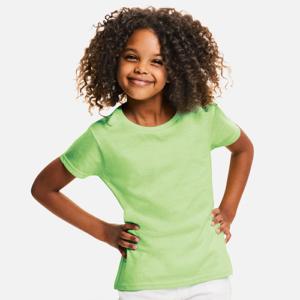 Girls Iconic T-shirt Manica Corta Bambino