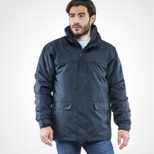 Parka Uniform Da Lavoro ( Giubbotto triplo uso ) Uomo