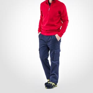 Pantalone Energy Winter Da Lavoro Con Tasche Laterali Uomo
