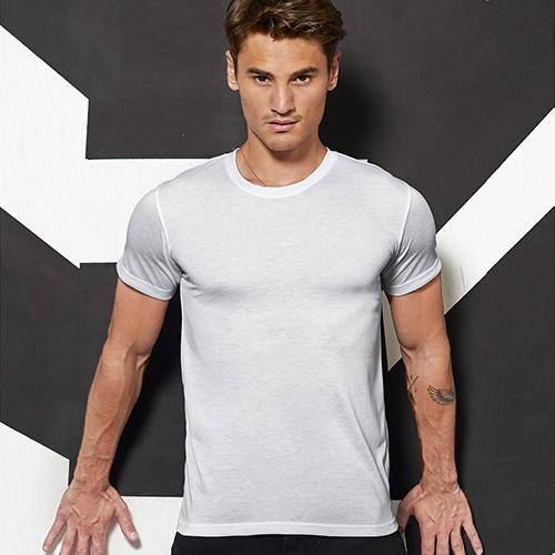 BCTM062 T-Shirt Per Sublimazione Manica Corta Uomo
