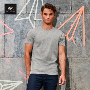 BCTU01T E150 T-shirt Girocollo Manica Corta Uomo