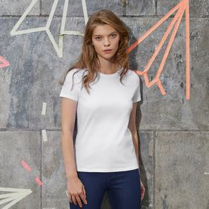 BCTW02T E150 T-shirt Girocollo Manica Corta Donna