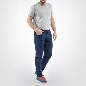 Pantaloni Super Stretch Summer Da Lavoro Con Tasche Laterali Uomo