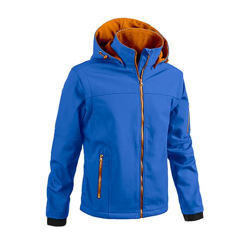 Blu royal-orange