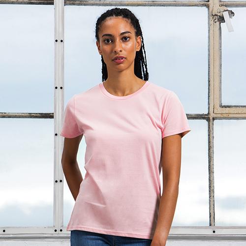 MAM02 Essential T-shirt Cotone Organico Manica Corta Donna