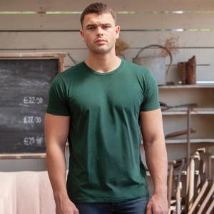 MAM 68 Superstar T-shirt Girocollo Manica Corta Uomo