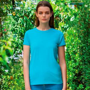 MAM69 Superstar T-Shirt Girocollo Manica Corta Donna