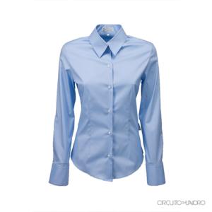 Camicia Dalì Collo Classico Manica Lunga Donna