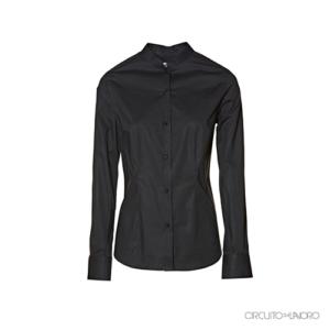 Camicia Goya Collo Coreana Manica Lunga Donna