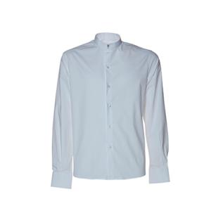 Camicia Goya Collo Coreana Manica Lunga Uomo