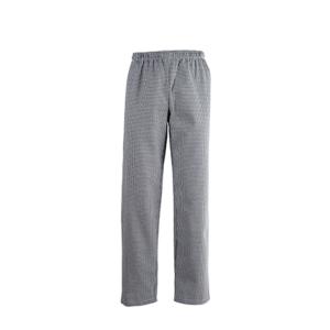 Pantalone Sale e Pepe Da Chef Con Elastico Unisex