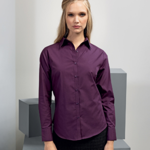 PR300 Camicia Manica Lunga Donna