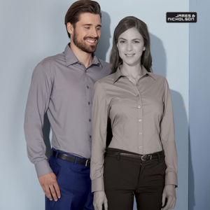 JN678 Camicia Manica Lunga Uomo