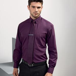 PR200 Camicia Manica Lunga Uomo