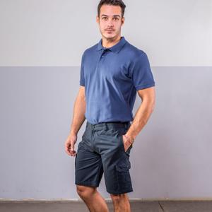 BS410 Shorts Cargo Tasche Laterali Uomo