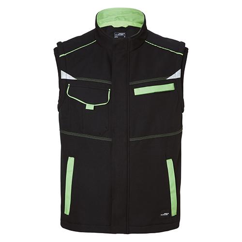 Black-Lime green