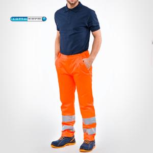 1560X Pantaloni Da Lavoro Alta Visibilità