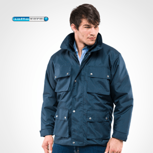 3900 Giubbotto Parka Everest Con Maniche Staccabili