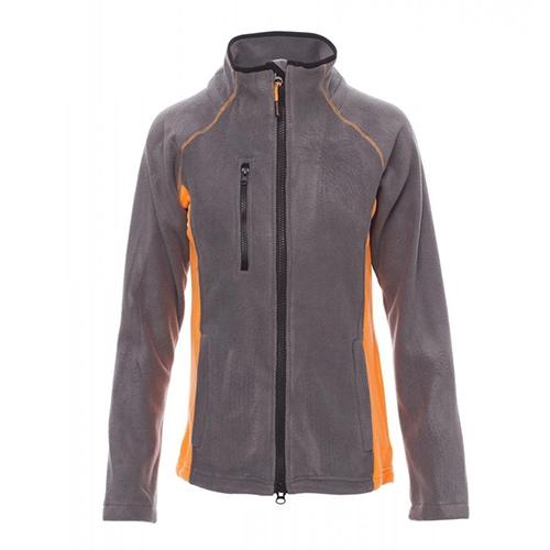 Steel grey-Arancione