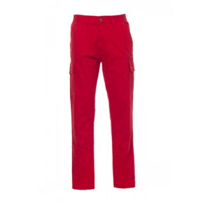 FOREST Pantalone Da Lavoro Tasche Laterali Uomo