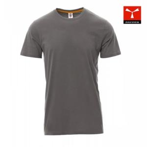 SUNSET T-shirt Girocollo Manica Corta Uomo