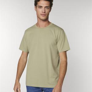 STANLEY SPARKER T-shirt Girocollo Cotone Organico Manica Corta Uomo