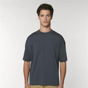 BLASTER T-shirt Over Cotone Organico Girocollo Manica Corta Unisex